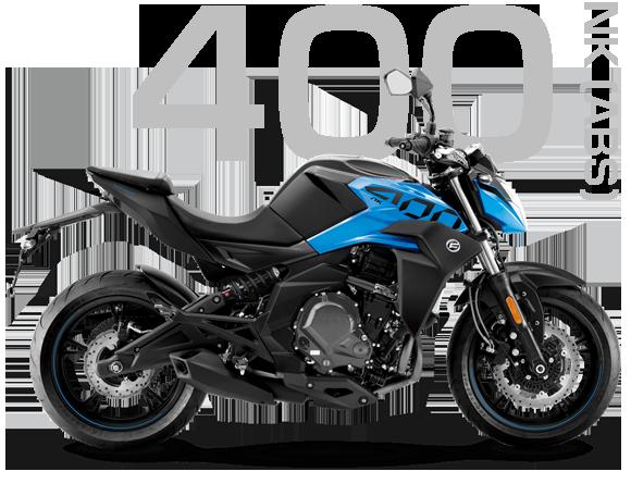 CFMOTO 400NK (ABS)