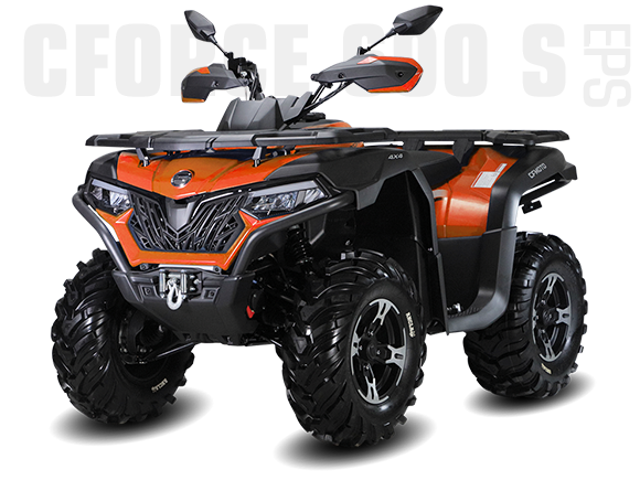 CFORCE 600 S EPS